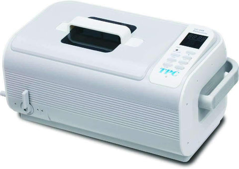 TPC Dental UC600-S Dentsonic Ultrasonic Cleaner 1.6 Gal.110v with Warranty