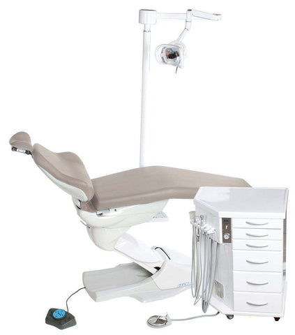 TPC Dental MOP3000-550LED Mirage Orthodontic Package with Warranty