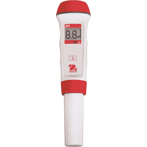 Ohaus Pen Meter ST10 pH pen meter, resolution 0.1 pH - Ramo Trading