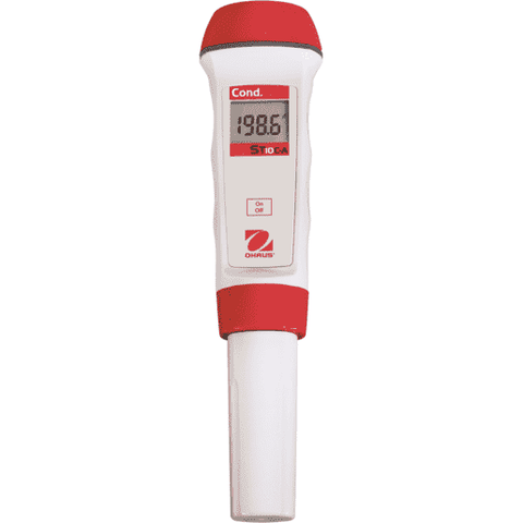 Ohaus Pen Meter ST10C-B Conductivity pen meter, measurement range 0.0 – 1999μS/cm - Ramo Trading