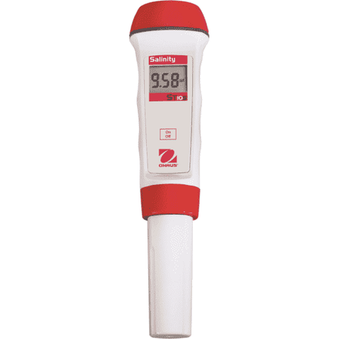 Ohaus Pen Meter ST10S Salinity pen meter, measurement range 0.0 - 10.0ppt