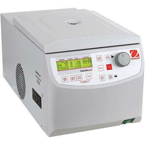 Ohaus FC5515R Frontier 5000 Series 230Volt Micro Centrifuge Max RPM 15200 Max RCF 21953 * g Refrigerated Full Warranty