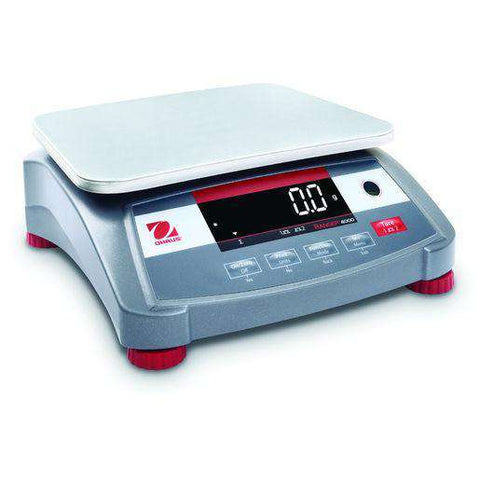 Ohaus Ranger 4000 R41ME15 AM Compact Bench Scale 30 lb× 0.001 lb  WITH Warranty - Ramo Trading