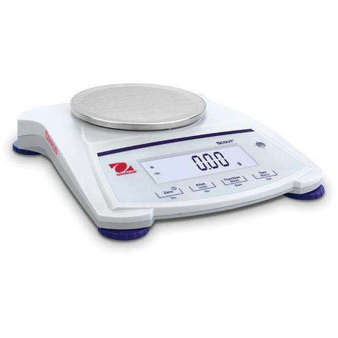 Ohaus SJX622N/E 620.0g x 0.01g Gold SJX/E Jewelry Scales - with Warranty