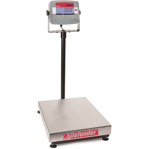 Ohaus D31P15BR Defender 3000 Bench Scale