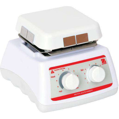 Ohaus HSMNHS4CAL Basic Mini Hotplate Stirrer Lab Equipment