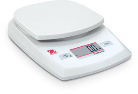 Ohaus CR5200 Portable Balance 5,200 g x 1 g with Warranty