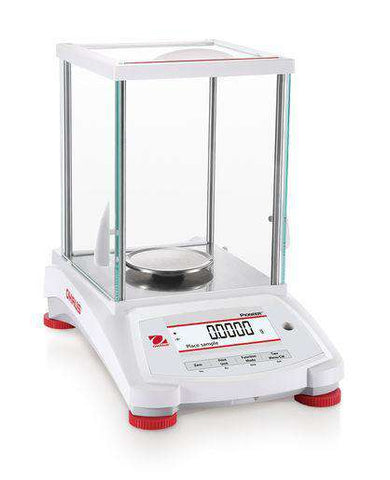 Ohaus Pioneer PX84/E Cap 82 g - Read 0.0001 g - Analytical Balance - 2Y Warranty