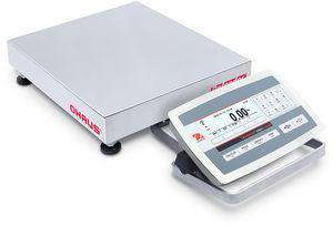 Ohaus D52XW50WQL5 Bench Scale, Multifunctional Stainless Defender 5000 Washdown, 50.0 kg/2.0 g with Warranty