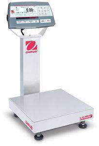 Ohaus D52P12RQR1 Multifunctional Bench Scale for Standard Industrial Applications, 12.5 kg/0.5 g with Warranty