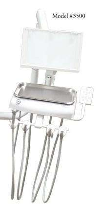 TPC Dental 3500  Mirage swing mount unit with chair bracket (for TPC chair only) with Warranty - Ramo Trading