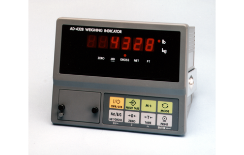A&D AD-4328 Digital Weighing Indicator with Warranty