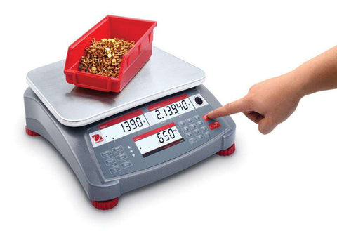OHAUS RC41M30 Ranger 4000 Counting Scales 30 kg x .1 g 1 Year Warranty - Ramo Trading