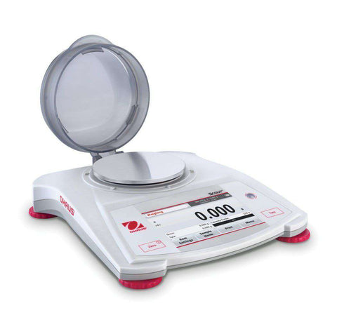 OHAUS Scout STX422 Capacity 420g Portable Balance Scale 2 Year Warranty - Ramo Trading
