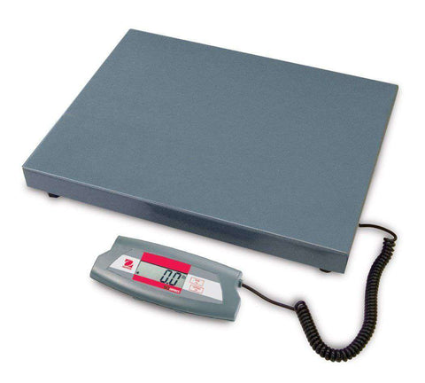 Ohaus SD75L Compact Bench Scale Cap 165lb Read 0.1lb NEW WITH 2 YEAR WARRANTY