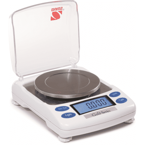 OHAUS YJ102 Portable Electronic Gold Balance 100 g x 0.01 g Full Warranty