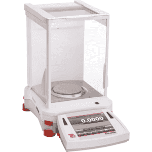 OHAUS EX224N Analytical Electronic Balance, 220g/0.1mg - with Warranty