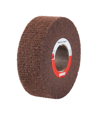 Suhner FVVR Non-Woven Fiber Wheel Flap Brush