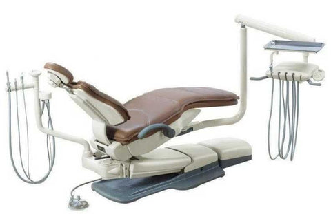Flight Dental System A12HP-100 Flight A12H Traditional Operatory Systems - Hydraulic Patient chair - Ramo Trading