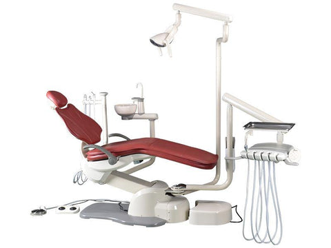 Flight Dental System A6EP-103 Flight A6 Operatory Package Radius Left/Right Package and Cuspidor with Warranty