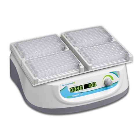 Benchmark BT1502 Orbi-Shaker MP with 4 Position Micro Plate Platform, 100-240V