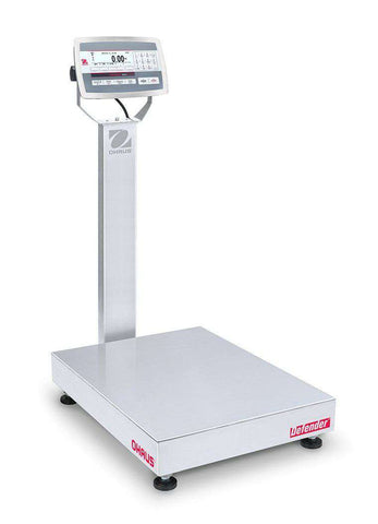 Ohaus D52XW500WQV8 Defender 5000 Washdown Bench Scale, 1,000 x 0.05 lbs with Warranty