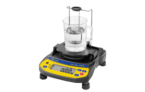 A&D Weighing Newton EJ-123 Portable Balance, 120g x 0.001g with External Calibration with Warranty