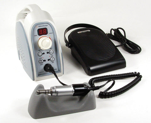 Vector EL-SE VECTOR Electric E-Type Lab Handpiece Set with Variable Speed Foot Pedal