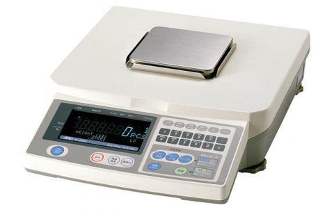 A&D Weighing FC-500Si Counting Scale, 1lb x 0.00005lb with Small Platform with Warranty