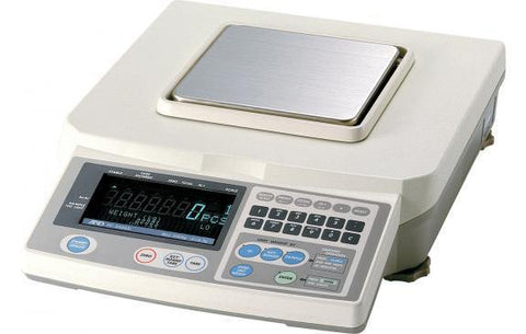 A&D Weighing FC-5000Si Counting Scale, 10lb x 0.0005lb with Small Platform with Warranty