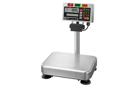 A&D Weighing FS-30Ki Static Checkweigher (70lb x 0.005lb) Legal for Trade and IP65 - 2 Year Warranty
