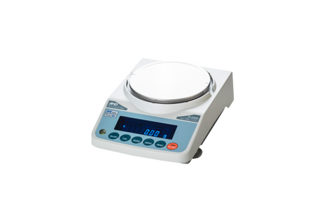 A&D Weighing FZ-1200IWP Precision Balance, 1220g x 0.01g with Internal Calibration, IP65 with Warranty