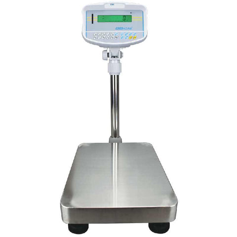 Adam Equipment GBK 30aM 30lb/15kg, 0.005lb/2g, GBK Bench Checkweighing Scale - 24 Month Warranty - Ramo Trading