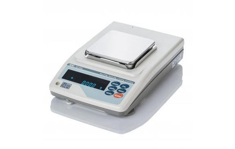 A&D GF-1200N Precision Toploading Balance, External Calibration 1210 g x 0.01g with Warranty