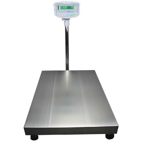 Adam Equipment GFK 660a 660lb/300kg, 0.05lb/0.02kg, GFK Floor Checkweighing Scale - 24 Month Warranty - Ramo Trading