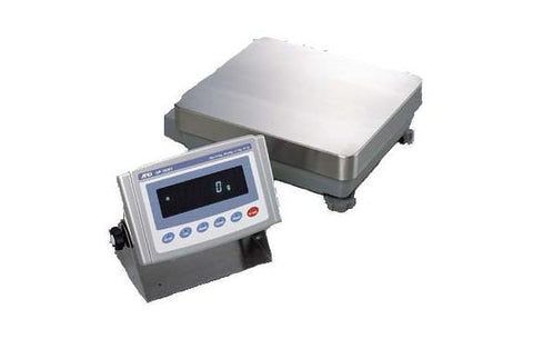 A&D Weighing GP-32KS High Capacity Precision Balance, 6/31kg x 0.1/1g with External Calibration with Warranty