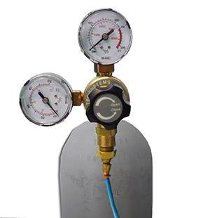 Benchmark H2300-REG Optional CO2 Gas Regulator