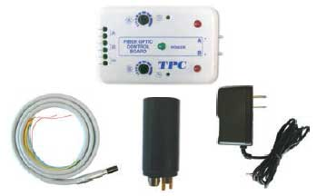 TPC Dental H7000 Fiber Optic Light Source System (5 hole) with Warranty