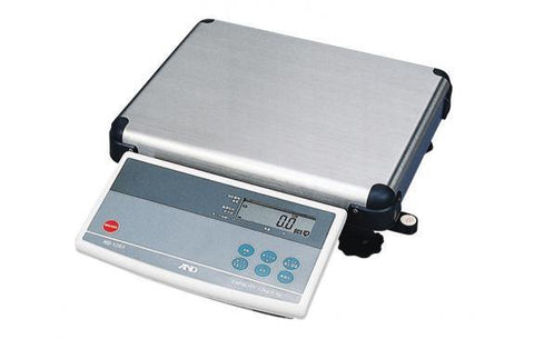 A&D Weighing HD-12KA 30lb, 0.005lb, Counting Scale with Single Display - 2 Year Warranty