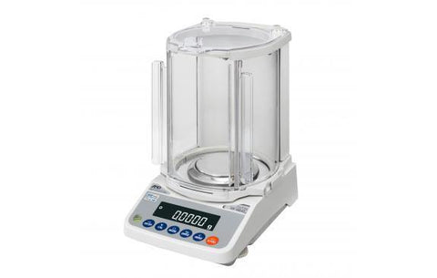 A&D Weighing Galaxy HR-100A Analytical Balance, 102g x 0.1mg with External Calibration with Warranty