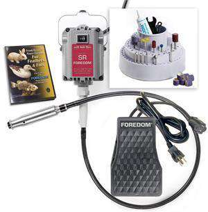 Foredom K.5240 Woodcarving Kit, 230 Volt with Warranty