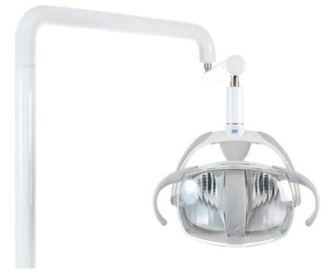 TPC Dental L600-LED LUCENT LED Operatory Post Mount Light with Warranty