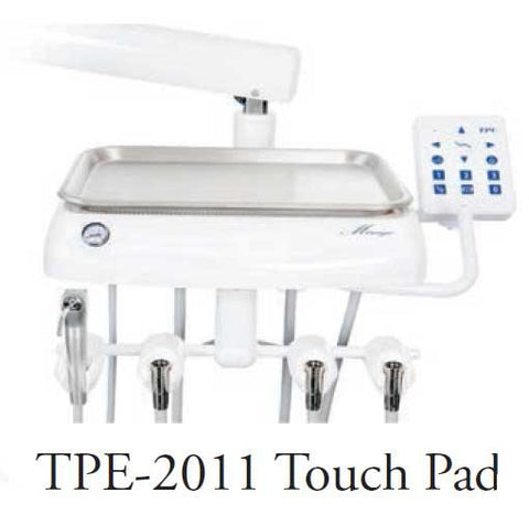 TPC Dental TPE-2011 Chair & Electric Motor Touch Pad Control