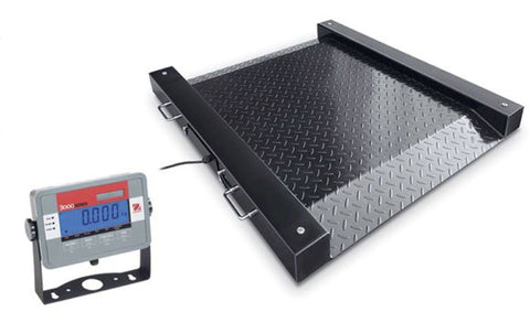 Ohaus DFD32M500ES Floor Scales Defender® Drum Scale 250.0kg x 0.05kg with Warranty