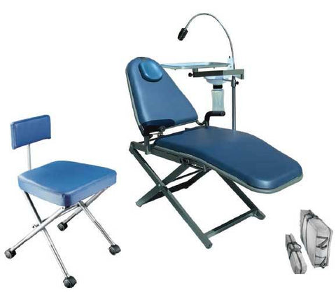 TPC Dental PC-2700 Portable Dental Chair Package