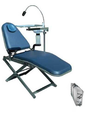 TPC Dental PC-2720 & PC-2790 Patient Foldable Chair With Heavy Duty Carrying Bag