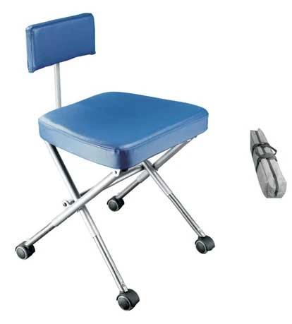 TPC Dental PC-2740 & PC-2795 Portable Doctor Stool With Heavy Duty Carrying Bag
