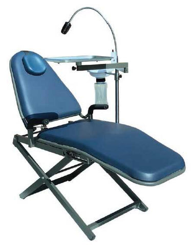 TPC Dental PC-2720 Portable Patient Folder Chair