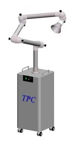 TPC Dental PC2800 ProClean Extra Oral Suction System with 2 Year Warranty