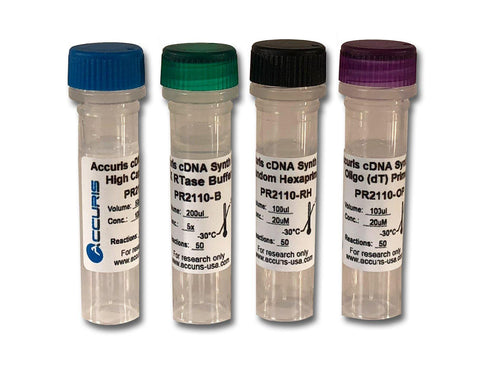 Accuris PR2110-S qMAX First Strand cDNA Synthesis Flex Kit, sample, 5 reactions